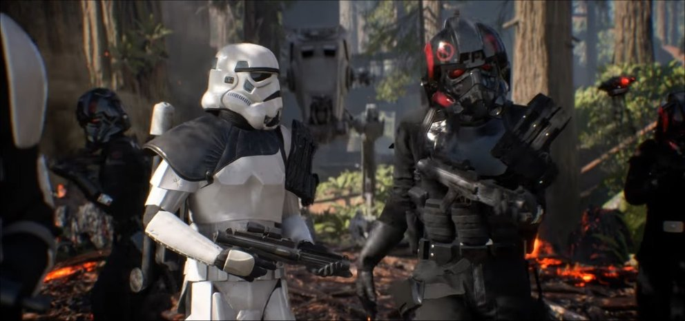 Battlefront 2 Singleplayer