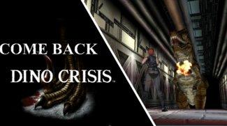 Come back, Dino Crisis: Darum müssen die Dinosaurier zurückkommen