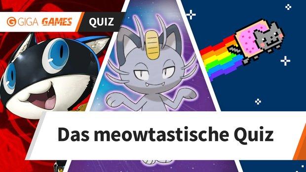 Erkennst Du all diese Katzen aus Videospielen?