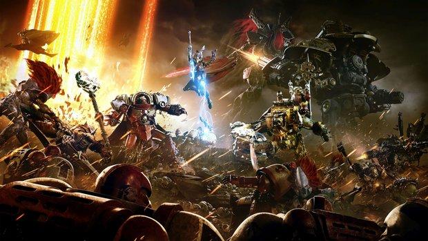 WAAAGH! Alle Fraktionen der Dawn of War Reihe