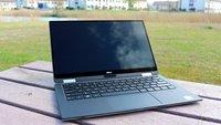 Dell XPS 13 2-in-1 im Test: Premium-Convertible mit wenigen Schwächen