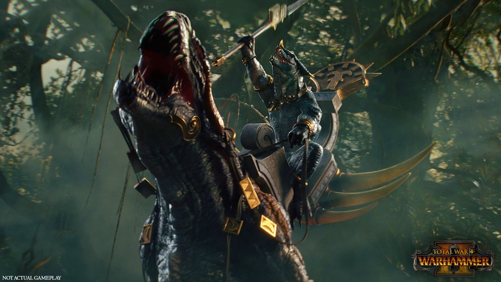 Total War Warhammer 2 Echsenmenschen