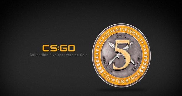Counter Strike Global Offensive: Echte Verdienstmünze erhältlich