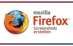 Firefox: Screenshot der...