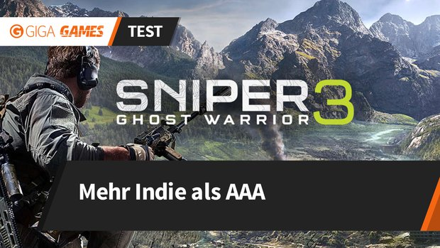 Sniper - Ghost Warrior 3 im Test: When Open World goes wrong