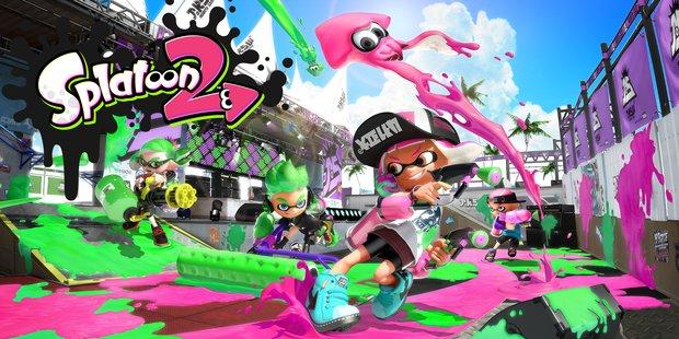 Nintendo: Mittwochnacht gibt es Neues zu Splatoon 2 und ARMS