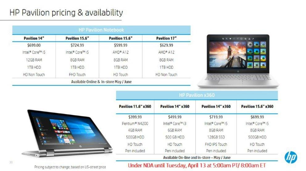 HP-Notebook-Pavilion-x360-2017-Preise