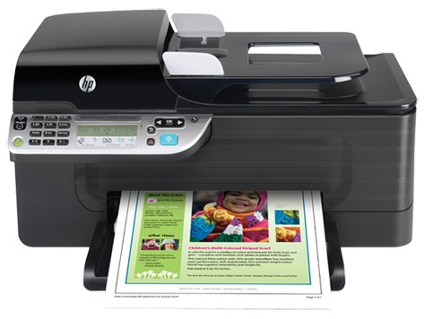 hp officejet 4500 wireless treiber