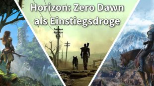 Darum bin ich dank Horizon - Zero Dawn süchtig nach Open-World-Games [Kolumne]