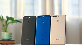 Honor 8 Pro: Größeres Honor 8 im iPhone-Design für Deutschland vorgestellt