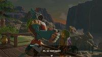 Zelda - Breath of the Wild: Alle Lieder-Fundorte, Kashiwa und Rückkehr ins Dorf