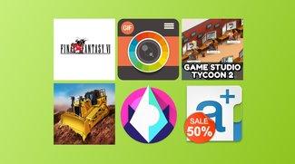 Kostenlose und reduzierte Apps und Spiele für Android zum langen Wochenende