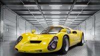 Das schönste Elektroauto der Welt ist ein umgebauter Porsche 910