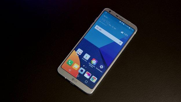 Android 8.1: Diese LG-Smartphones erhalten das Update