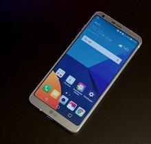 LG G6: Die elegante Neuerscheinung von allen Seiten