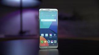 LG G6: Preisverfall im Vergleich – High-End-Smartphone zum Schleuderpreis