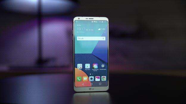 LG G6 im Preisverfall: Top Android-Smartphone günstig wie noch nie