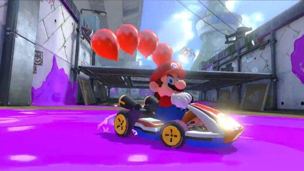 """Mario Kart 8 Deluxe: """"Fire Hopping"""" nicht mehr möglich"""