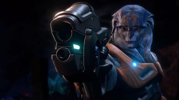 Mass Effect Andromeda: Reihe auf Eis gelegt, BioWare wird umstrukturiert