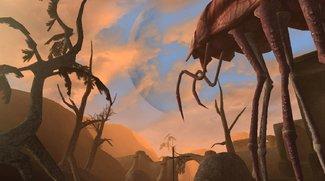 Morrowind: Modder bauen seit 15 Jahren die Heimat der Dunmer nach