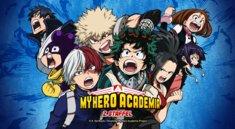 My Hero Academia: Season 2 im Stream, auf DVD/Blu-ray (Deutsch & OmU)