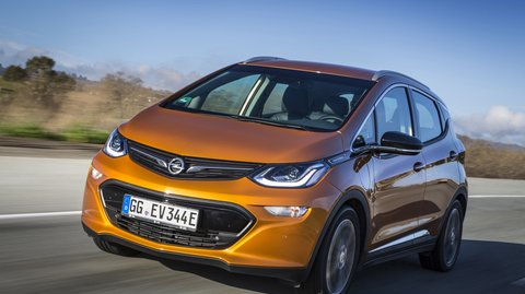 Opel Ampera-e: Preis und Marktstart des E-Autos verkündet