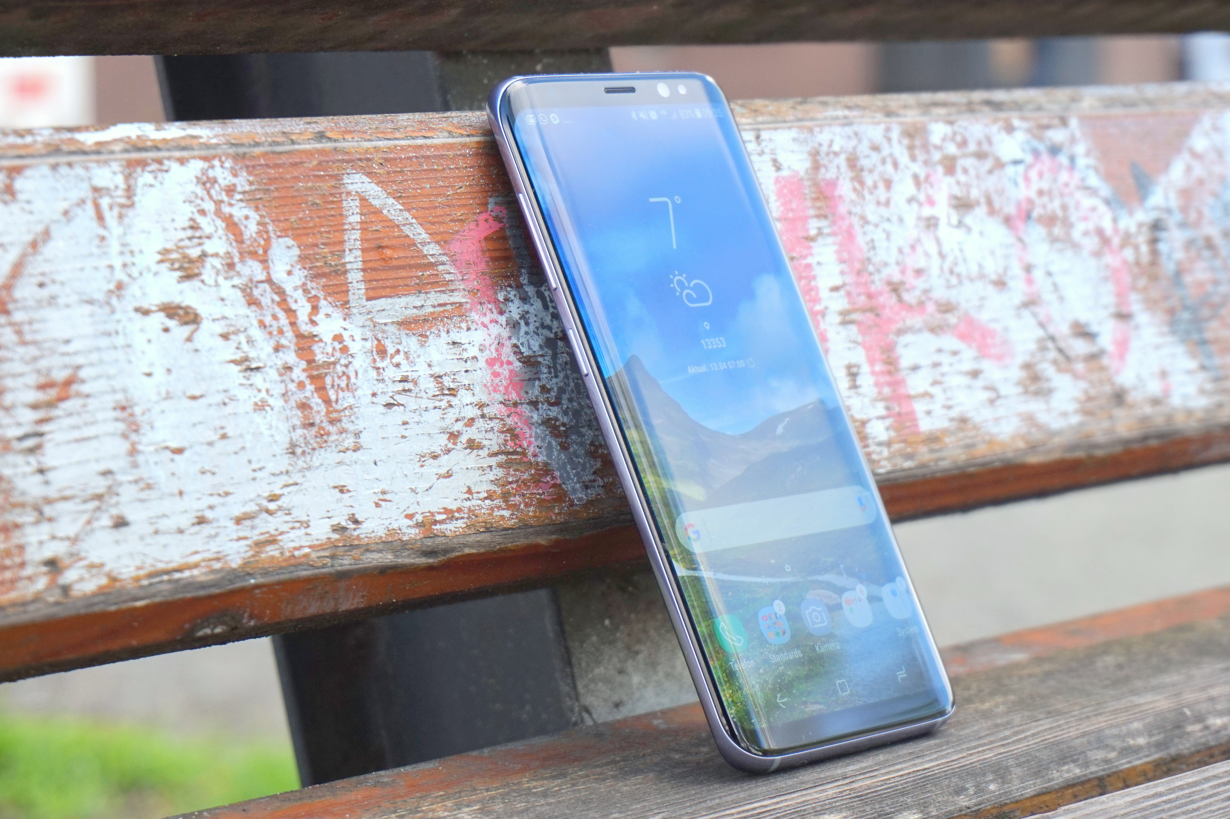 Samsung Galaxy S8 Im Test