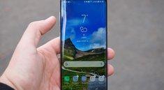 Samsung Galaxy S8 (Plus): Update verbessert Gesichtserkennung, Kamera, Sicherheit und mehr