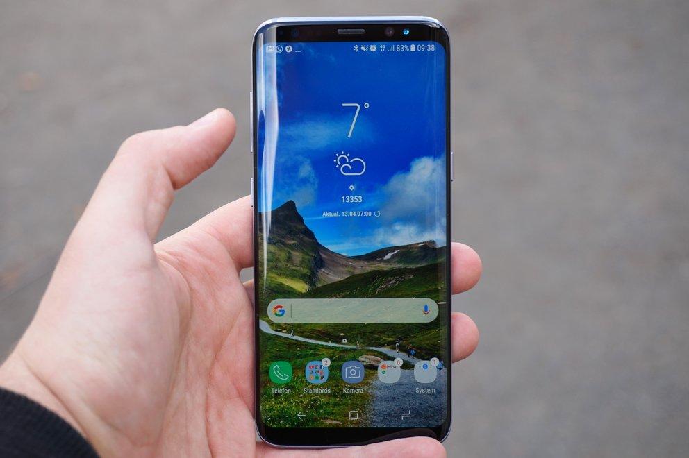 Samsung Galaxy S9 Termin F 252 R Marktstart Geleakt Giga