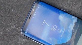 Samsung Galaxy S8: Softwareupdate soll Displayprobleme lösen