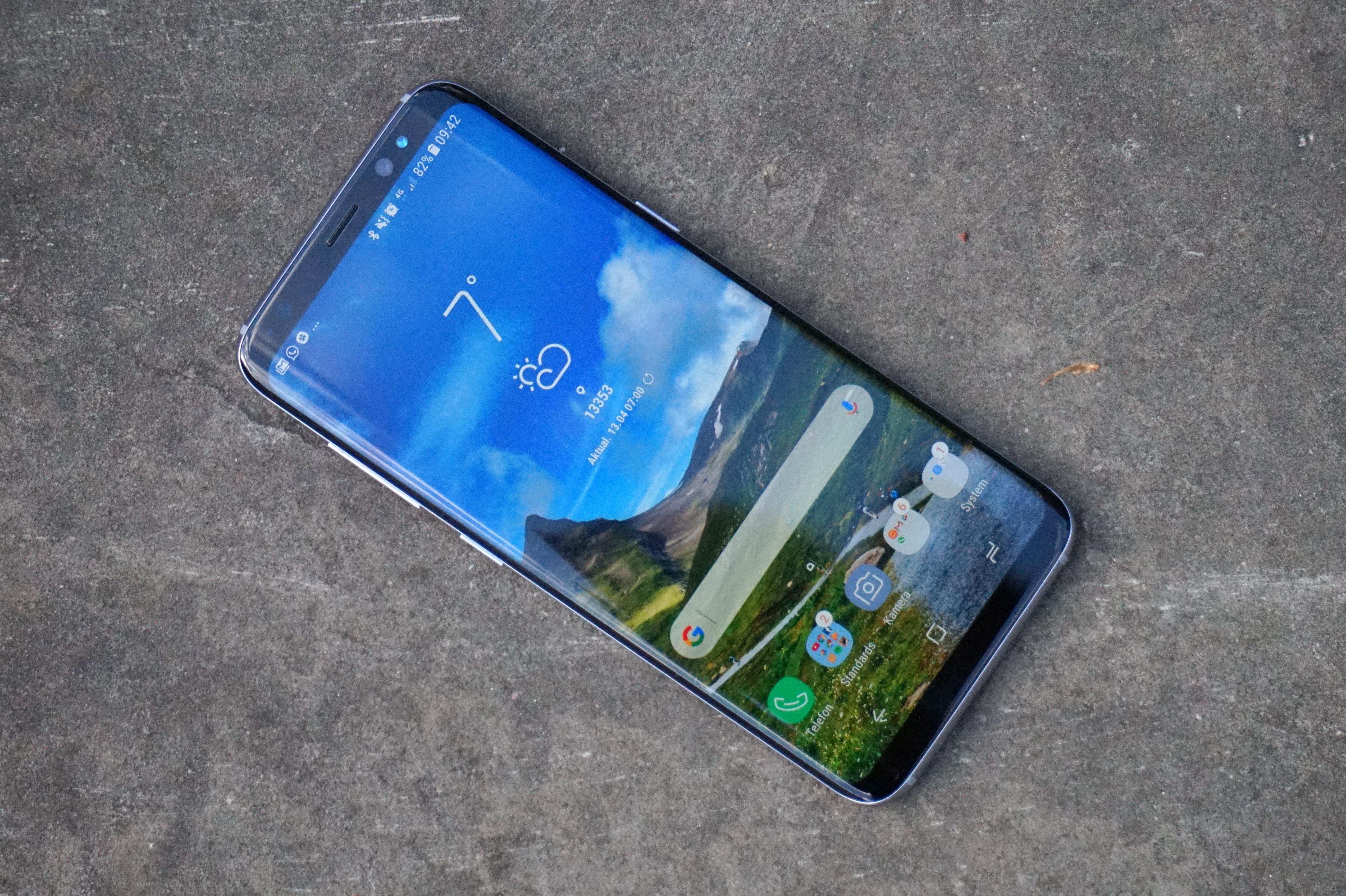 Galaxy S8 Samsung Support enthüllt Termin für Update auf Android 8 0 – GIGA