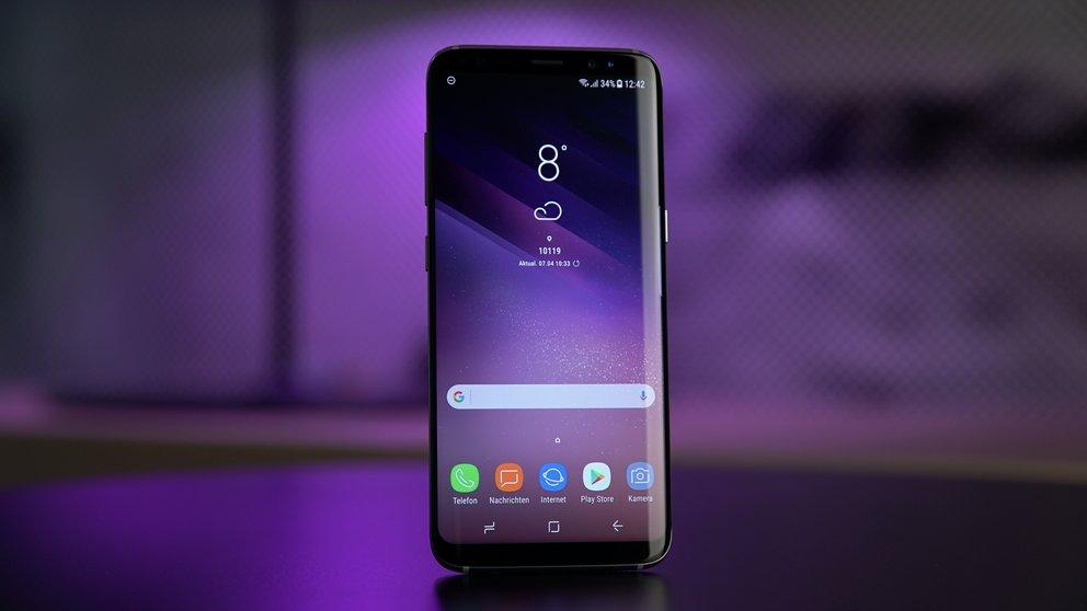 Samsung Galaxy S8 im Preisverfall: Top-Smartphone kostet jetzt die Hälfte