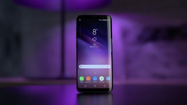 Samsung Galaxy S8: Android 8.0 bringt eine geniale Screenshot-Funktion