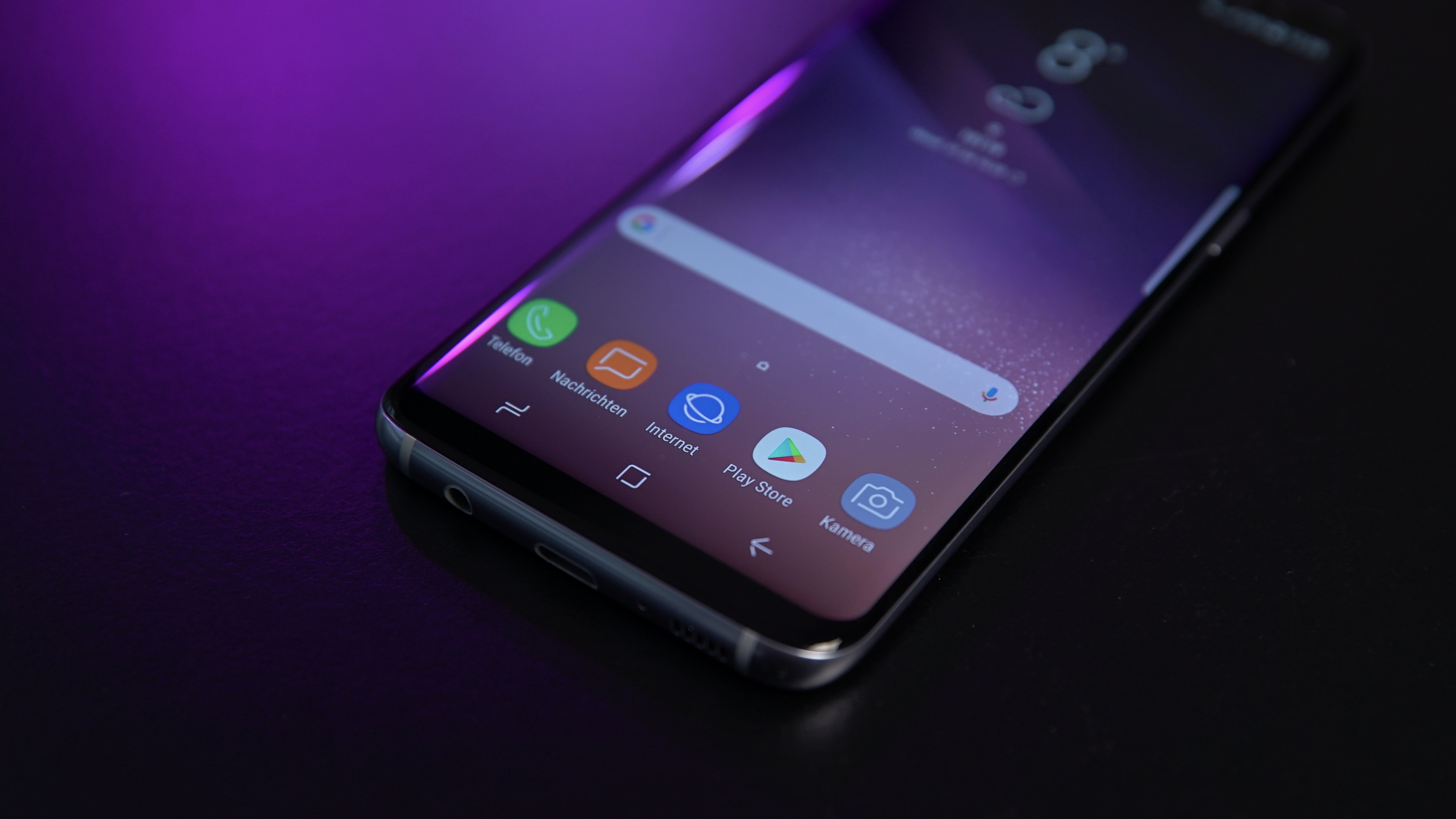 Samsung Galaxy S8 Plus Display Austausch teuer wie nie