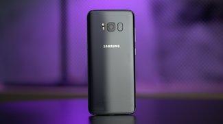Samsung: McAfee-Sicherheitssoftware für das Galaxy S8, Smart-TVs und PCs wird vorinstalliert