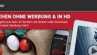 Save.TV Osteraktion: Online-Videorecorder 2 Monate gratis testen + 40 % Rabatt