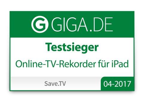 Testsieger Online-TV-Rekorder