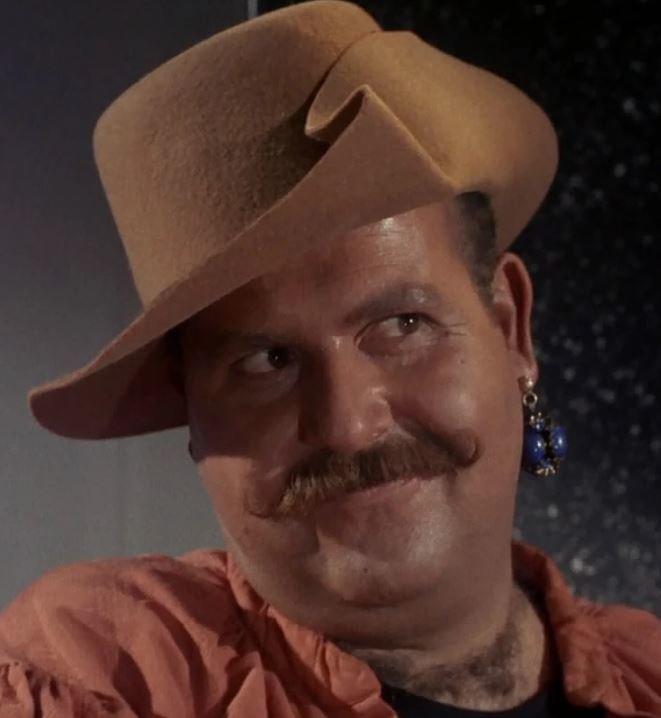 Star Trek Discovery Harry Mudd