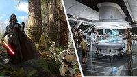 Star Wars: In diesem Hotel kannst Du bald Teil der Sci-Fi-Welt werden