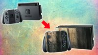 Nintendo Switch: Mit diesen Skins machst Du Deine Konsole zum Hingucker