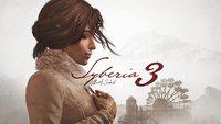 Syberia 3: Release-Trailer zum Adventure // Exklusiv bei uns