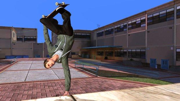 Tony Hawk's Pro Skater HD verschwindet von Steam