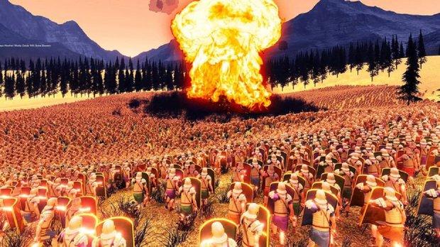 Ultimate Epic Battle Simulator: Der neue heiße Scheiß auf YouTube