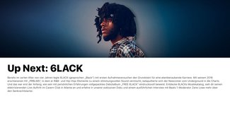 "Apple Music ""Up Next"": Doku-Serie zeigt neue Künstler"
