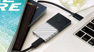 Neue USB-C-Speicher: Western Digital My Passport SSD und G-Drive USB-C