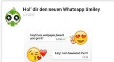 """WhatsApp """"Getemoji"""" Bewegliche Emojis: Vorsicht Falle!"""