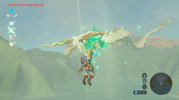 Zelda - Breath of the Wild: Hornsplitter farmen mit Videoanleitung
