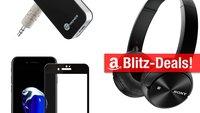 Blitzangebote: BT-Empfänger, SATA-Dock, iPhone-Schutzglas und mehr heut reduziert
