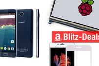 Blitzangebote:<b> Raspberry-Touchscreen, Android-Smartphone, iPhone-Schutz und mehr günstiger</b></b>