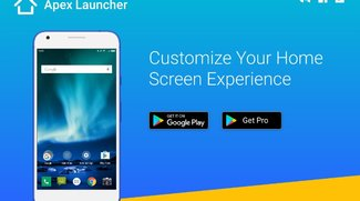 Comeback: Apex Launcher kehrt mit neuen Features zurück